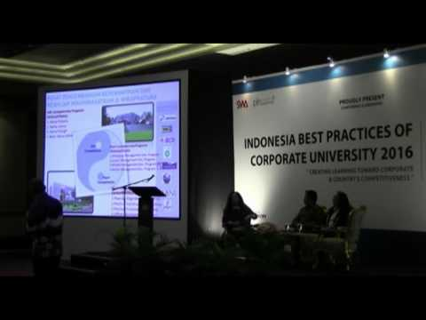 SWA Indonesia Best Corporate University : Talk Show Soe Sector