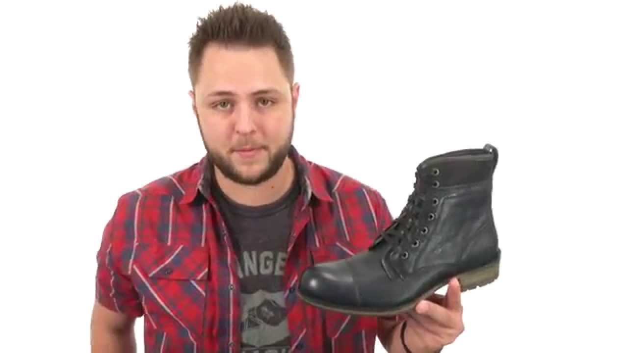 4213d52f769e John Varvatos Lincoln Tahoe Boot SKU 8647384 - YouTube
