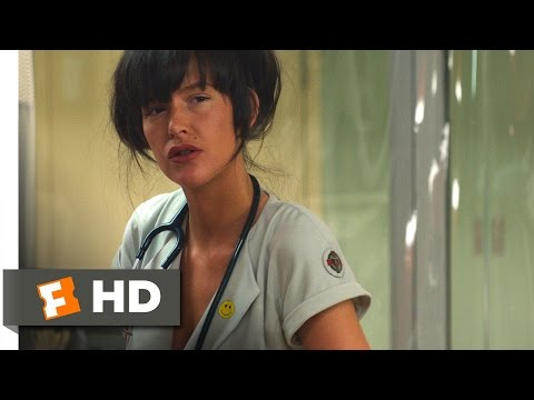 Nurse 3-D (4/10) Movie CLIP - I'm Not the Smiley Face Type (2012) HD