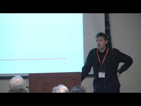 Andrew Geiszler - 18th Annual International Mars Society Convention