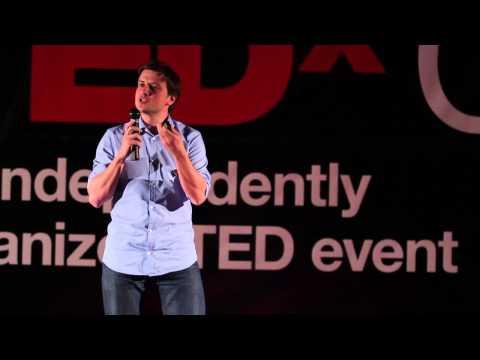 Stand-Up: Aleš Novak at TEDxCelje