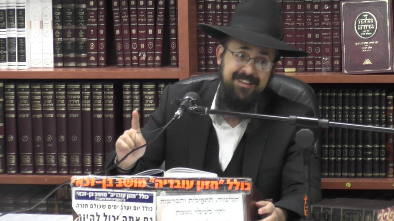 הרב אהרן זוהר: מגילת אסתר .