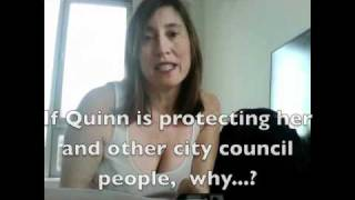 Christine Quinn Monserrate Julissa Ferreras cover up City Hall?