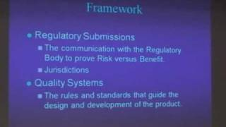 Part 1: Medical Device Regulations