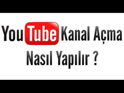 Youtube Da Kanal Acma 2017 Youtube Da Para Kazanma 2
