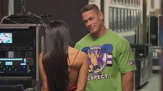 Watch Nikki Bella and John Cena's Emotional First Conversation After Their Split