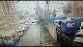 İzmir Adliyesi Patlama Anı 5 ocak 2017