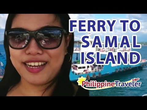 How to Get to Samal Island by Ferry - Travel In The Philippines