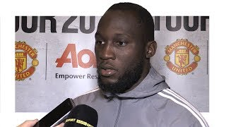 Romelu Lukaku Exclusive Interview Part 2 - Im Romelu Lukaku I Want To Create My Own History