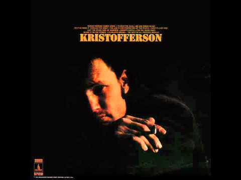 Kris Kristofferson • To Beat the Devil (1970)