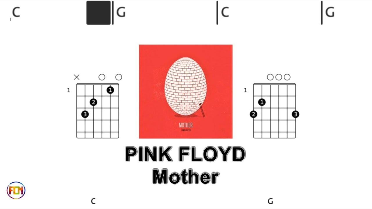 PINK FLOYD Mother   Chords & Lyrics like a Karaoke HD