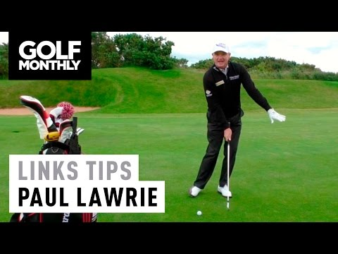 Links Tips With Paul Lawrie - Punch Shot