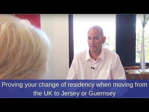 Moving to Jersey or Guernsey from the UK? Find out how to prove your change of residency