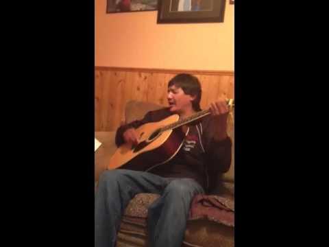 Cross Lake Manitoba singing keeskwe pe