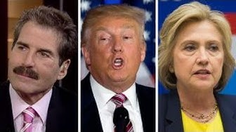John Stossel rates Trump, Clinton on the 'liberty meter'