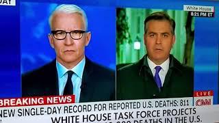 Ruben Roa - CNN & Also FOX NEWS COVID-19 Updates - Spring 2020
