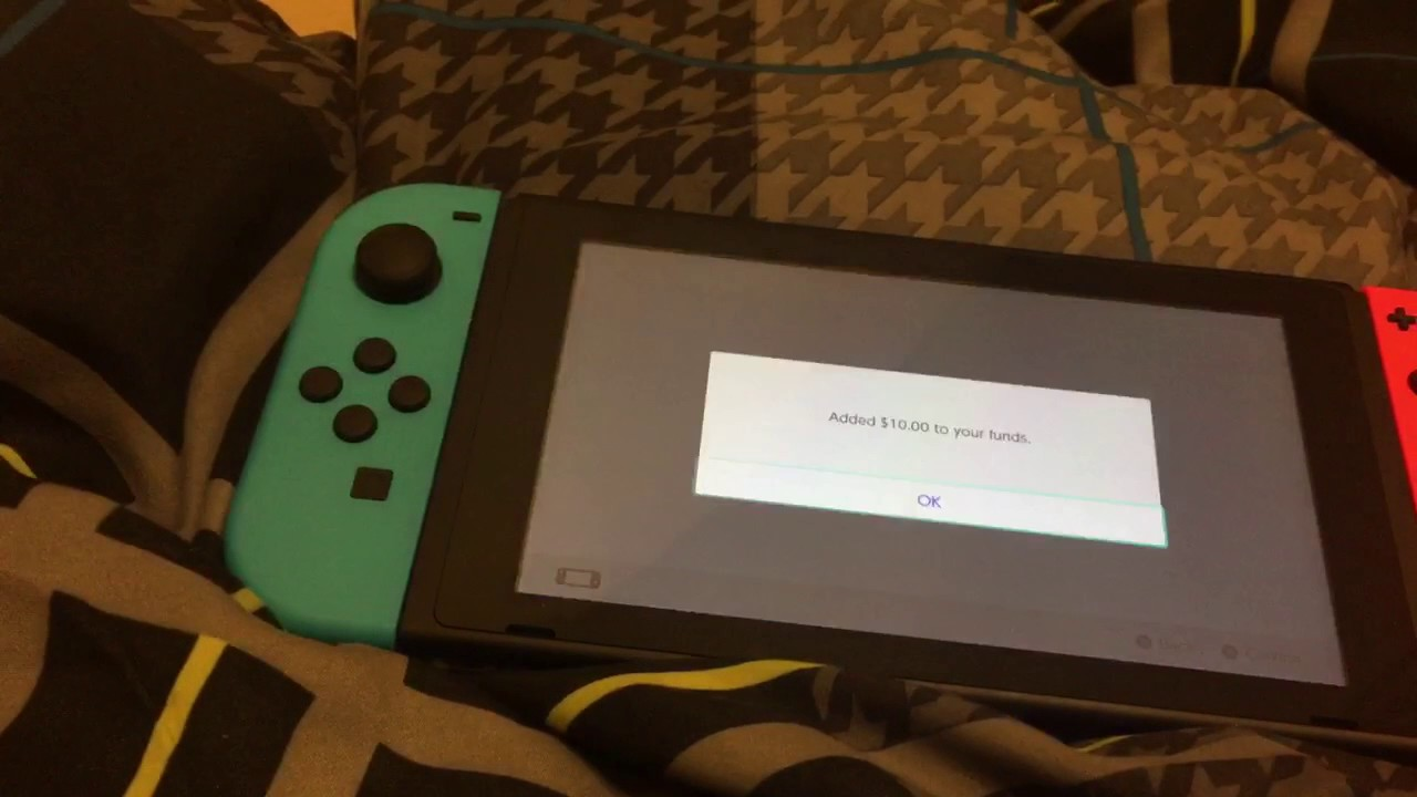 Nintendo <b>Switch</b> eShop 7 <b>Code</b> Entry Speedrun in 3:58 - YouTube