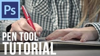 Adobe Photoshop CS6 - Pen Tool