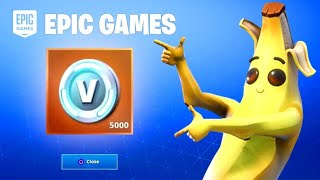 "VOICI HOW TO FREE ""FREE"" V-BUCKS and CADEAUX on Fortnite in 2019!"