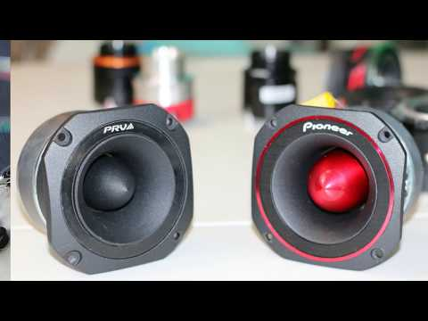 Just BUY THIS! SOUND TEST full REVIEW, PRV Audio TW700Ti  VS Pioneer pro Series TS-B400PRO