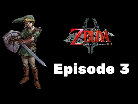 Twilight Princess Episode 3 - Twilight Castle - The Gaming Buds