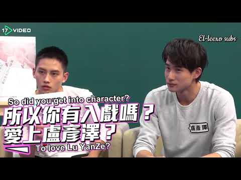[Eng Sub] 20180320 17 video interview - HIStory 2 Crossing the Line cast