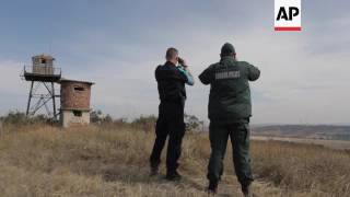 (7 oct 2016) a day after the european union launched its new border and coast guard force, officers started patrolling eu's external with turk...