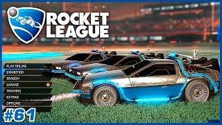 Back to the Future Rocket League Türkçe 61. Bölüm
