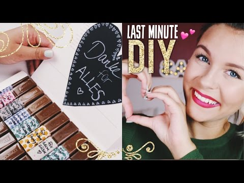DIY : süßes LAST MINUTE Weihnachtsgeschenk - #BEEcember2 ❄ | Dagi Bee