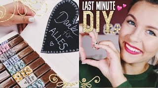DIY : süßes LAST MINUTE Weihnachtsgeschenk - #BEEcember2 ❄   Dagi Bee