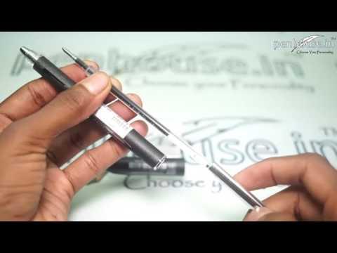 Uni-ball Jetstream – SX 210 – Black Color Ink Cap Type pen Model: 11198
