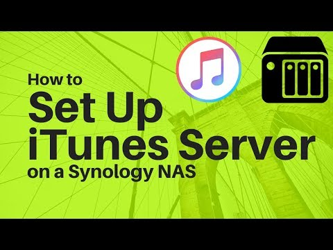 Installing ITunes Server On Synology NAS