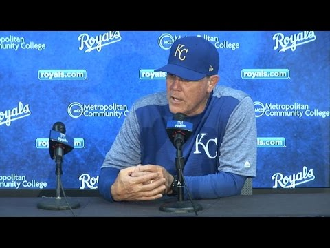 TOR@KC: Yost discusses comeback win over Blue Jays