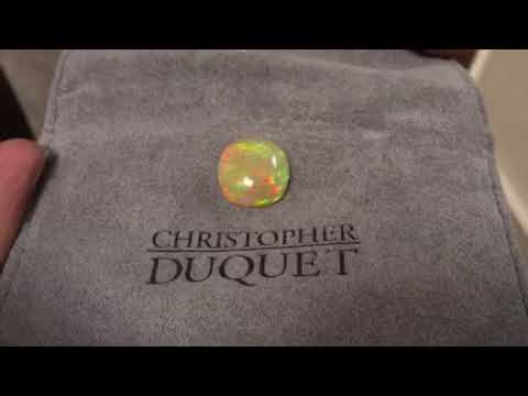 Opal Gemstone from Christopher Duquet Fine Jewelry Collection