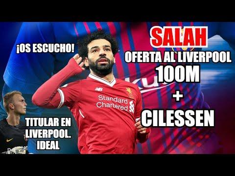SALAH AL BARÇA POR 100M + CILESSEN !    FC BARCELONA NOTICIAS y FICHAJES thumbnail