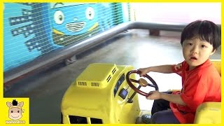 Indoor Playground for Kids and Family at Tayo Kids Cafe | MariAndKids Toys