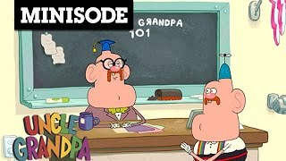 Uncle Grandpa | Uncle Grandpa 101 | Minisode | Cartoon Network