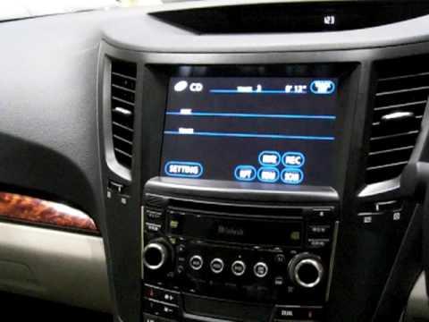 Subaru Legacy Mclntosh Sound System Youtube
