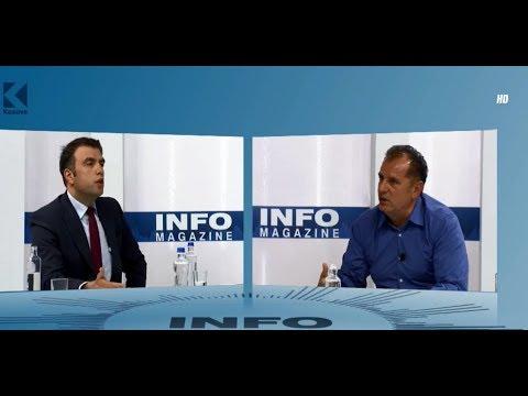 Info Magazine - 18.04.2018 - Astrit Panxha, Safet Gërxhaliu - Klan Kosova