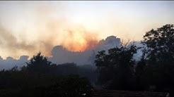Septèmes-les-Vallons : le feu continue sa progression
