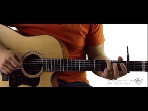 Good Ole Boys Like Me - Guitar Lesson and Tutorial - Don Williams