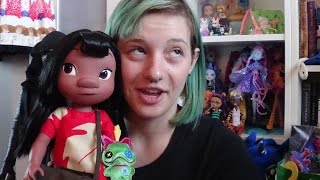 Lilo Animators Doll Unboxing from Disney