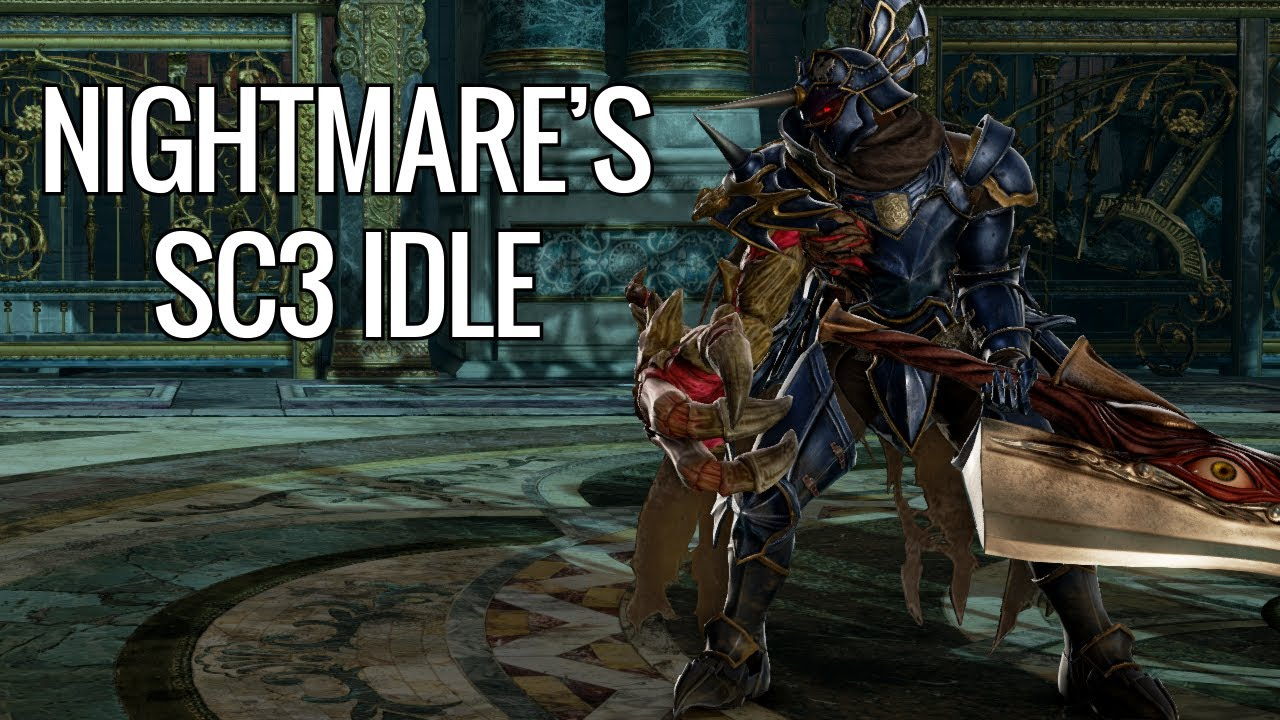 Nightmare's SC3 Idle Animation at Soul Calibur VI Nexus - Mods and