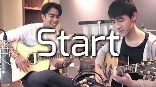 Gambar cover Start (Depapepe) - Mark Polawat & Typhoon KPN