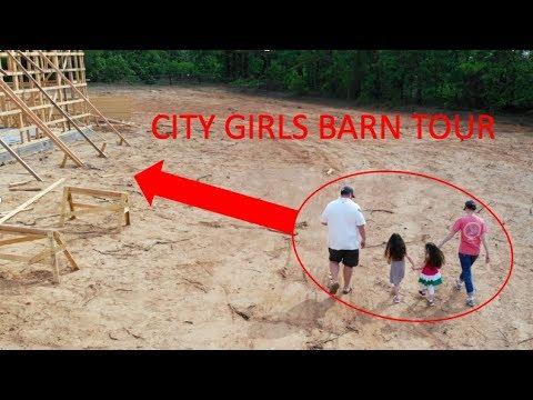 City Girls Barn/Farm Tour Blackberry Ridge