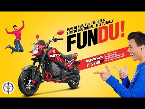 Honda Navi Full Review |Bike Review