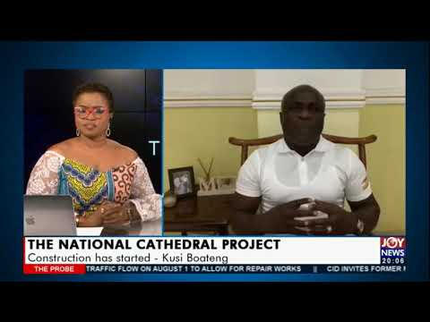 National Cathedral: It will be one of the iconic buildings in the world - Prophet Victor K. Boateng