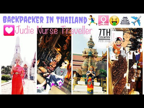 #backpacker-#thailand-#journey