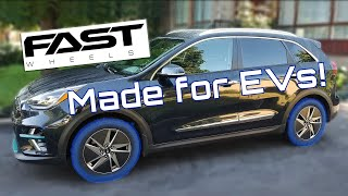 Fast EV01+ Wheels on Kia Niro EV