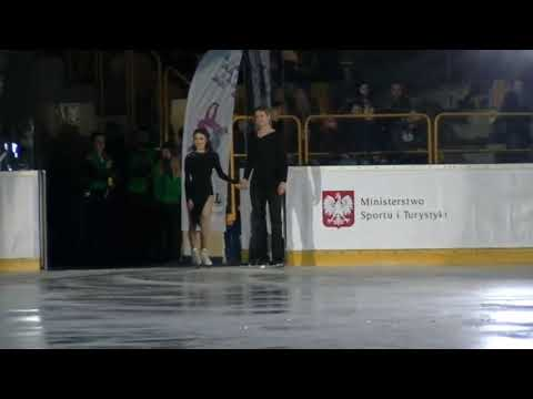 Madison CHOCK / Evan BATES Torun Cup 2019 EX